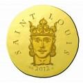 50 Euro 2012 Saint Louis