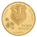 50 Euro OR stade francais BE 2009