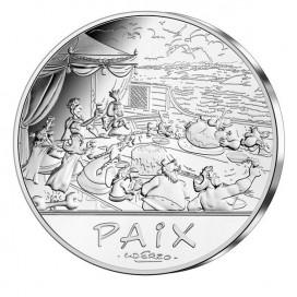 50 euro argent Astérix 2015
