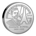 Gustave Eiffel 2009 - 50 Euro