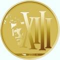 50 Euro BANDE DESSINÉE XIII 2011