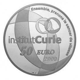 50 Euro ARG Institut Curie BE 2009