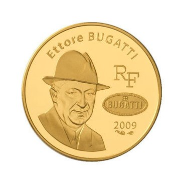 50 euros bugatti 2009