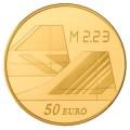 European Mintmark : 40ème anniversaire du premier vol du Concorde - 50 Euro OR 1/4oz BE 2009