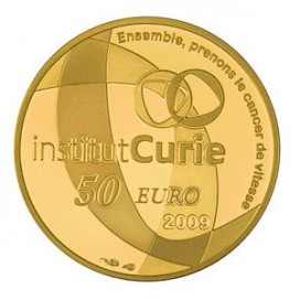 50 Euro or marie curie 2009
