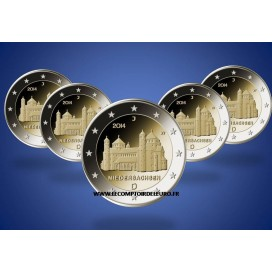 5X2 Euro Allemagne 2014