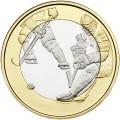 5 Euro Finlande 2016