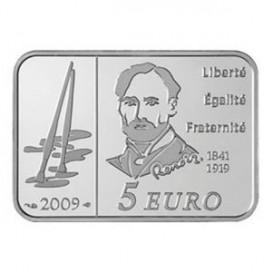 Auguste Renoir - 5 Euro AG BU 2009