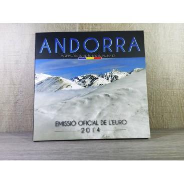 Brillant universel Andorre 2014