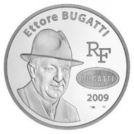Ettore BUGATTI - 10 Euro ARG BE 2009
