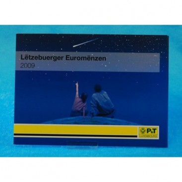 BU LUXEMBOURG 2009 édition timbres poste