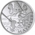 10 Euro MAYOTTE