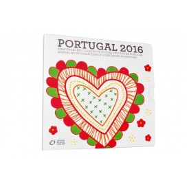 Coffret BU Portugal 2016