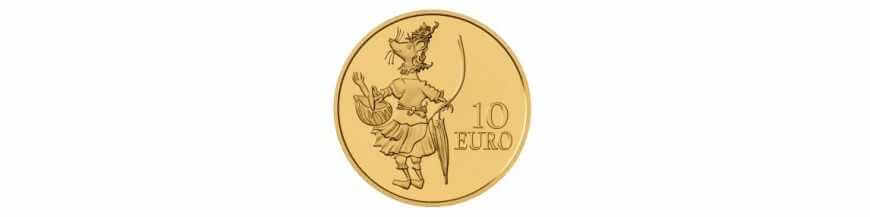 MONNAIE OR Luxembourg