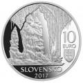 MONNAIE ARGENT SLOVAQUIE
