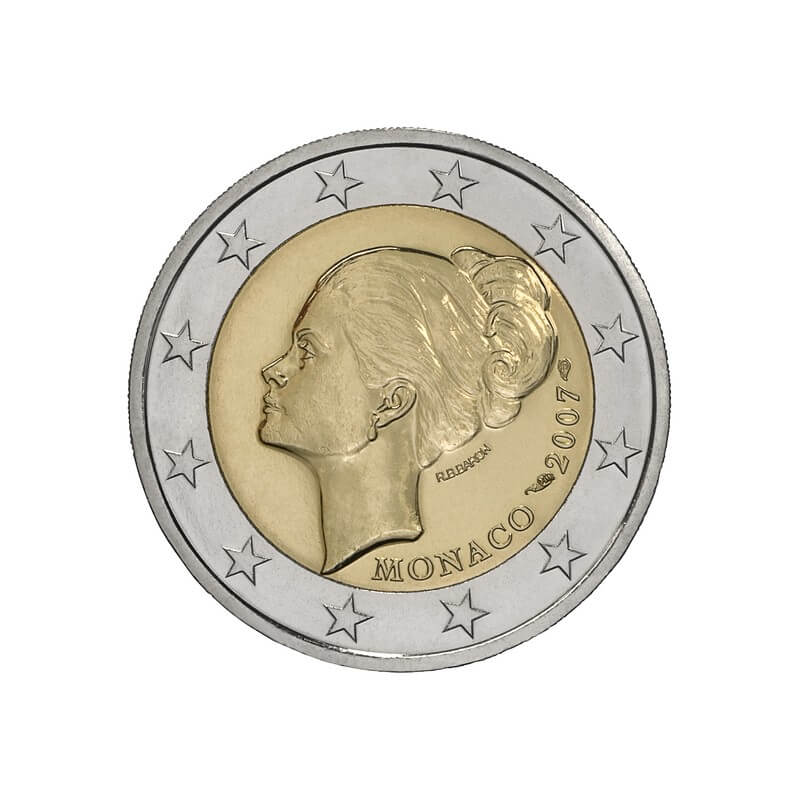 La 2 Euro Commemorative Grace Kelly Le Saint Graal Du